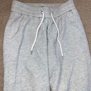 James Perse Grey sweatpants